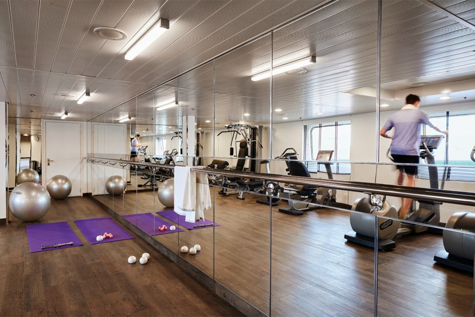 Silver Cloud - Fitness Centre