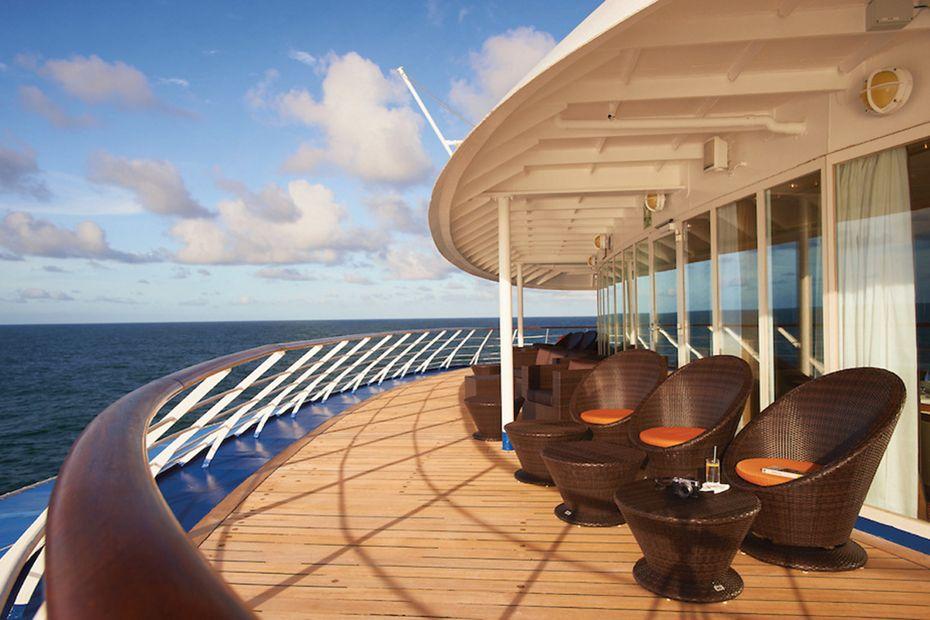 Silver Cloud - Panorama Lounge