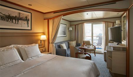 Silver Cloud - Veranda Suite