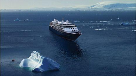 Luxurious Cruise Travel: Silver Cloud   Silversea