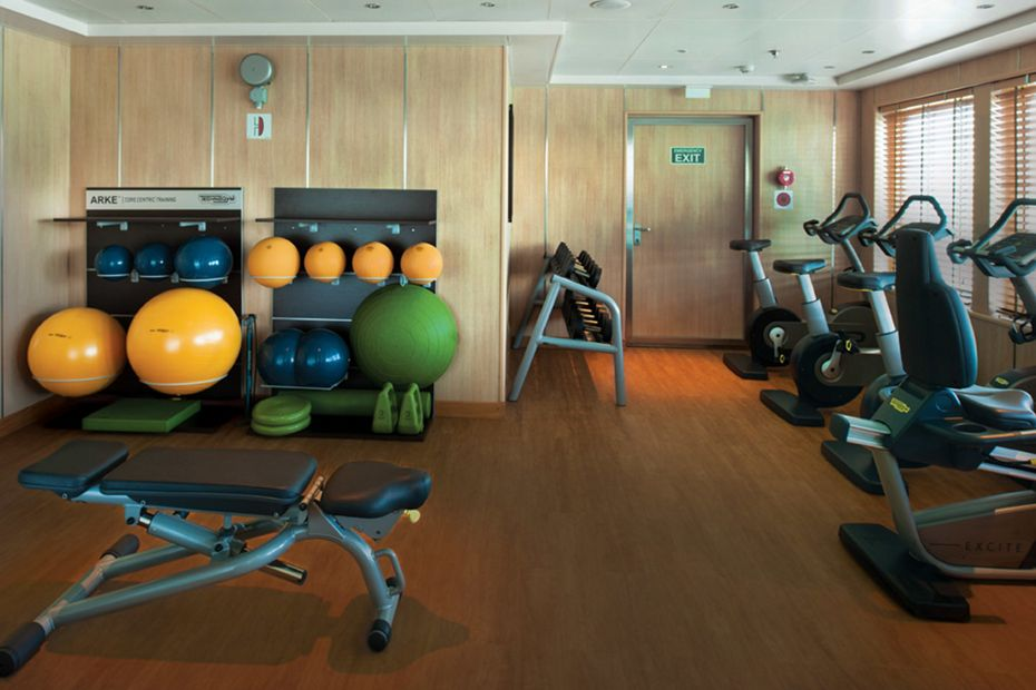 Silver Discoverer - Fitness Centre