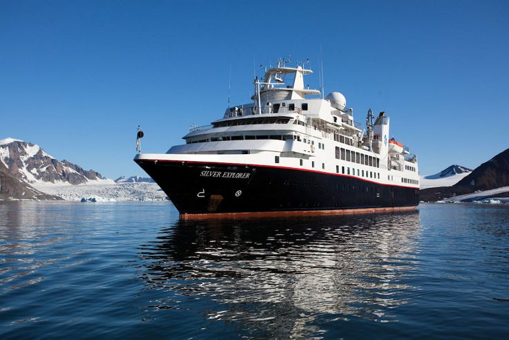 Silversea Small Luxury Cruise Ship - Silver Explorer