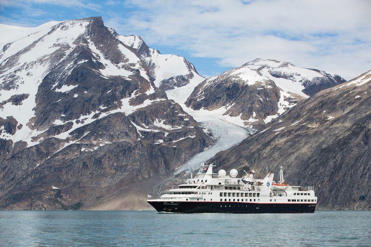 Silver Explorer - Skjouldungen Fjord