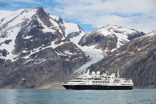 FLOTA SILVERSEA EXPEDITIONS