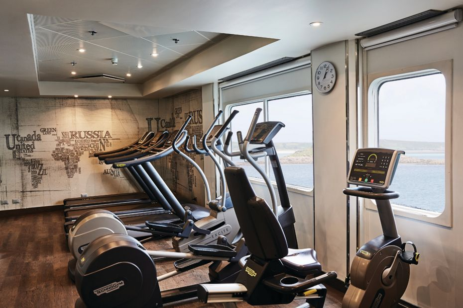 Silver Explorer - Fitness Centre