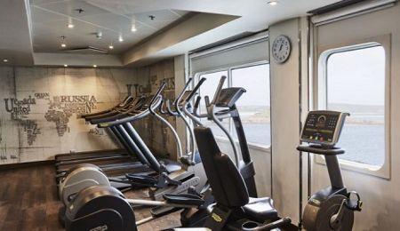 Silver Explorer - Fitness Centre