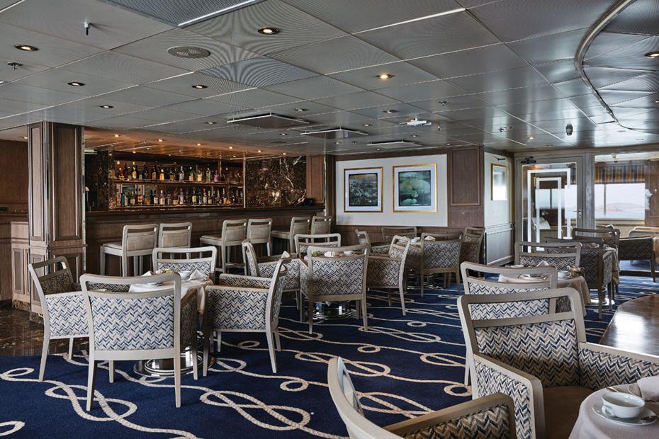 Silver Explorer - Panorama Lounge