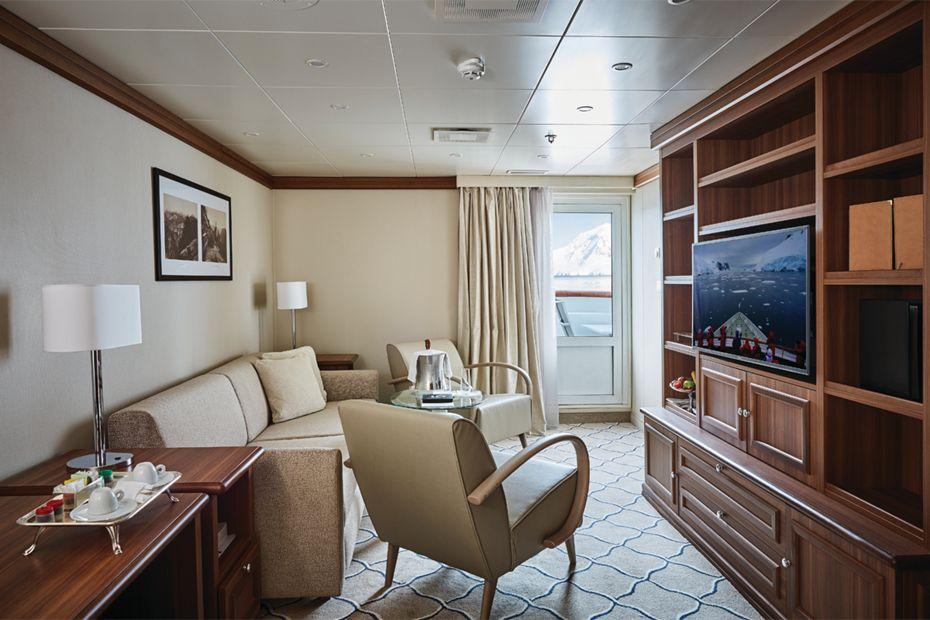 Silver Explorer - Grand Suite