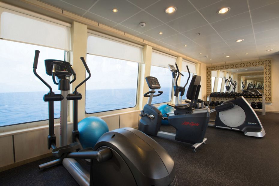 Silver Galapagos - Fitness Centre