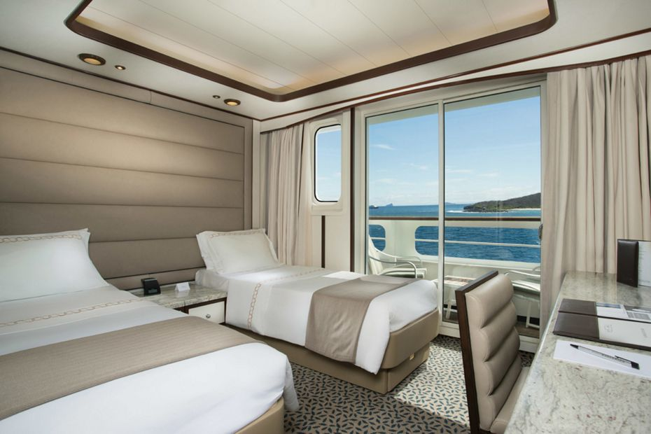 Silver Galapagos - Veranda Suite