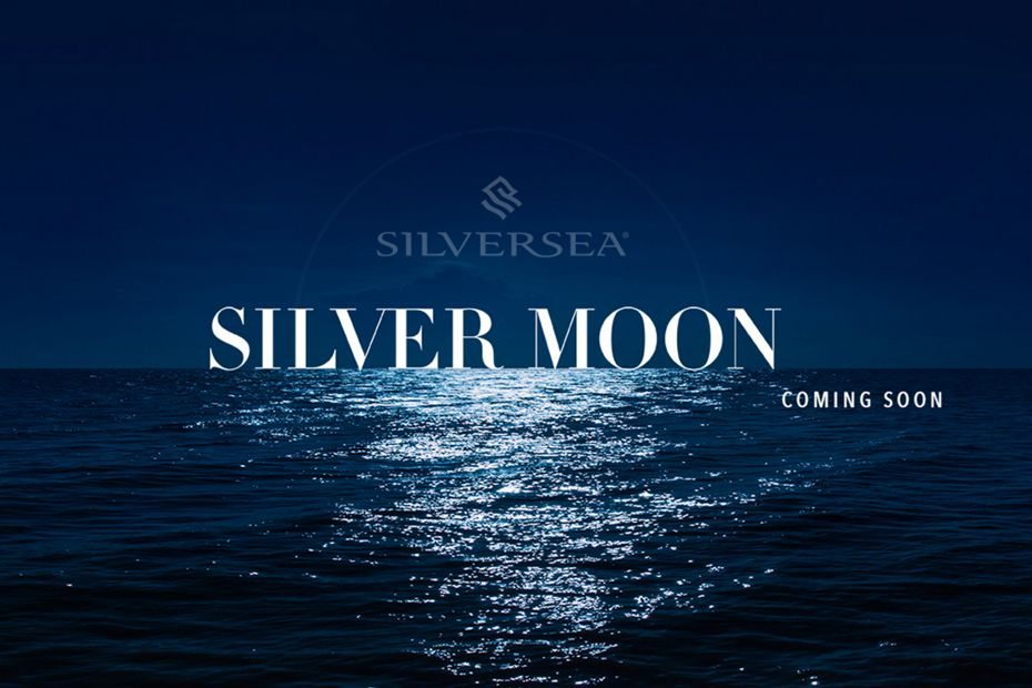 Silversea Luxury Cruise Ship - Silver Moon