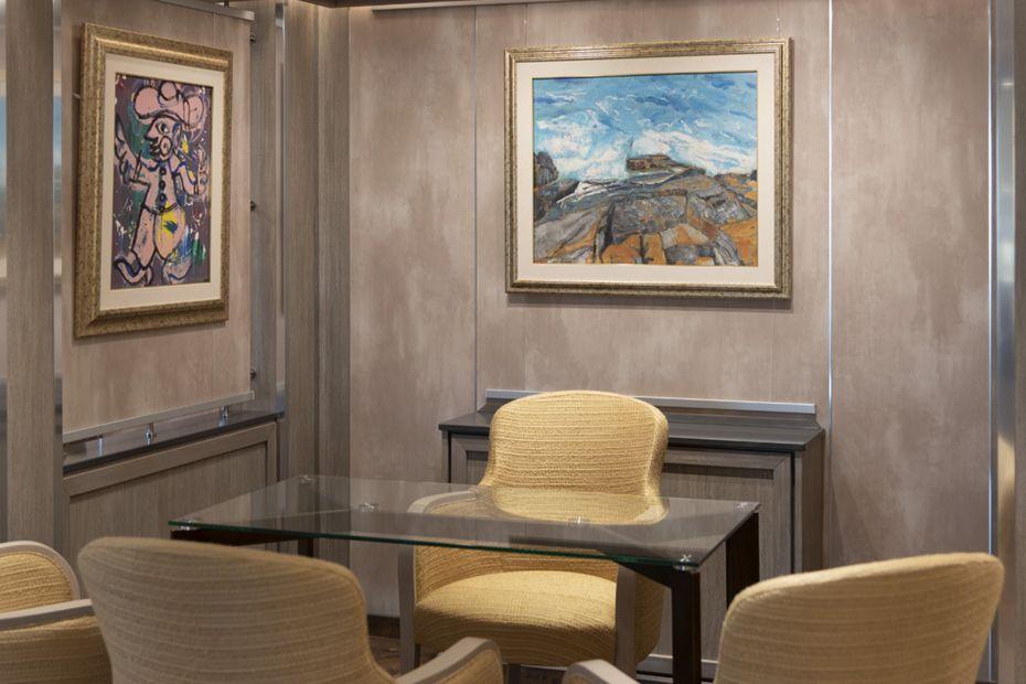Silver Moon - Arts Café