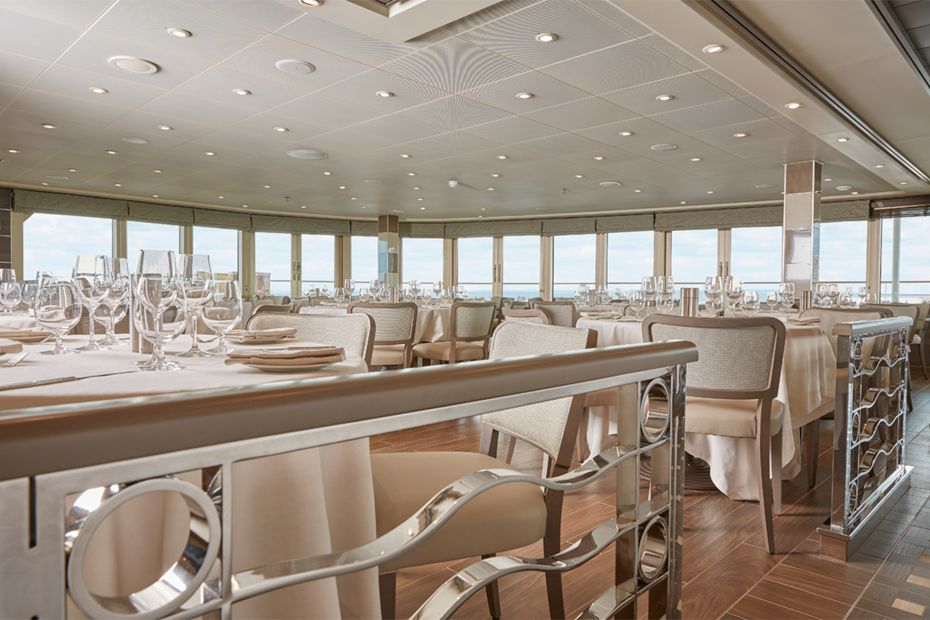 La Terrazza Silver Muse Silversea Luxury Cruises Silversea
