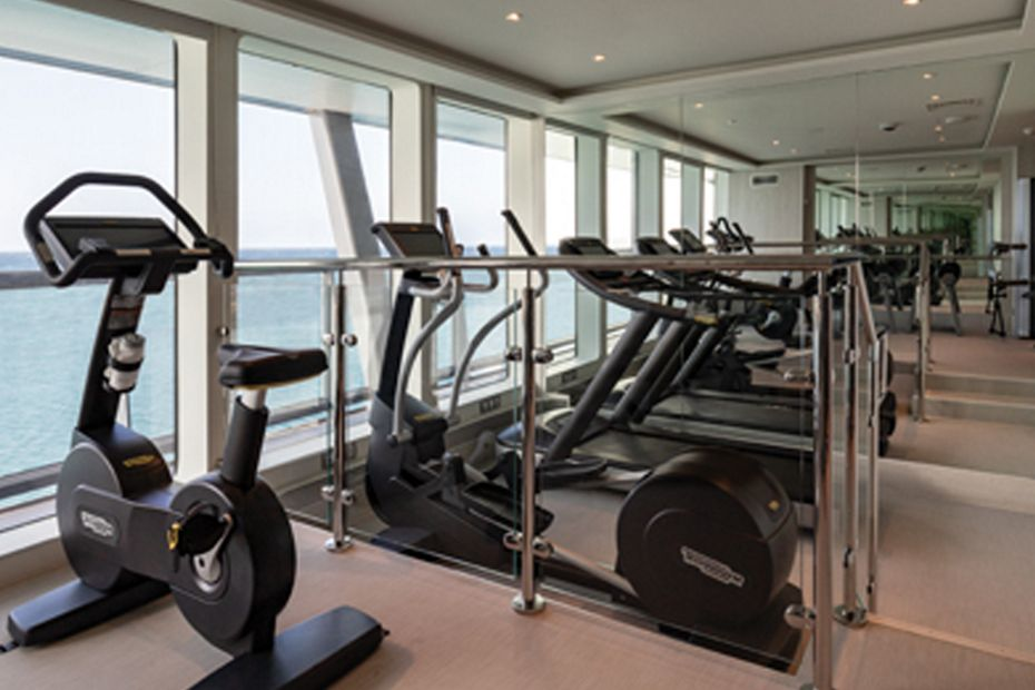 Silver Origin - Fitness Centre