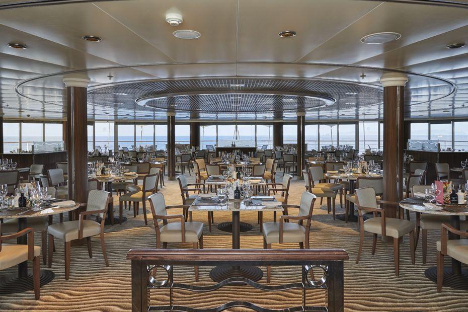 La Terrazza, Silver Shadow. Silversea Luxury Cruises | Silversea