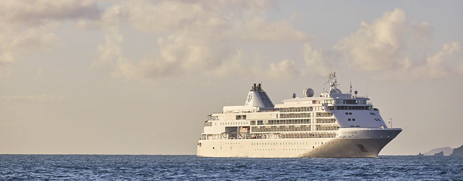 Silversea Luxury Cruises - Silver Shadow