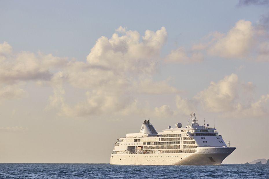Silversea Small Luxury Cruise Ship - Silver Shadow