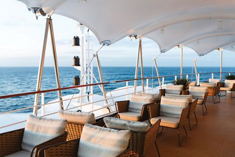Silver Spirit The Award Winning Luxury Cruise Experience