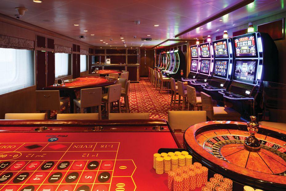 Silver Spirit - Casino