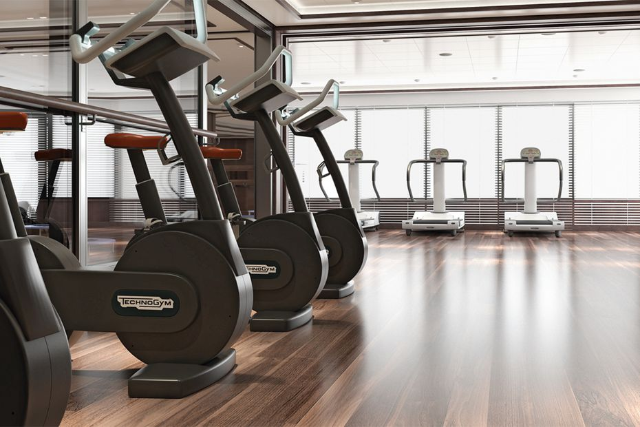 Silver Spirit - Fitness Centre