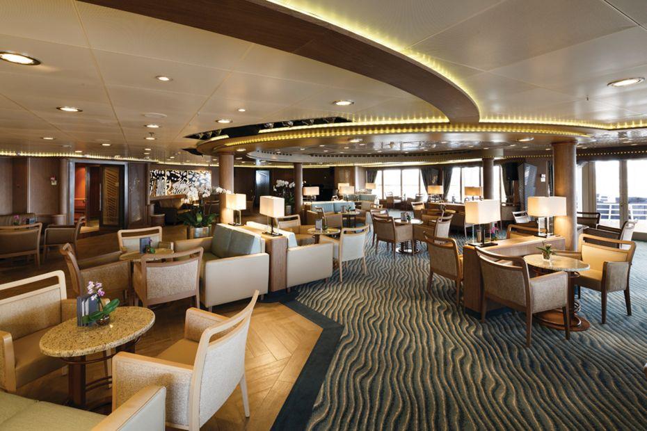 Silver Spirit - Panorama Lounge