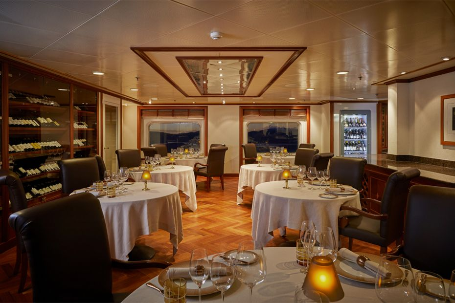Silver Whisper - The Restaurant