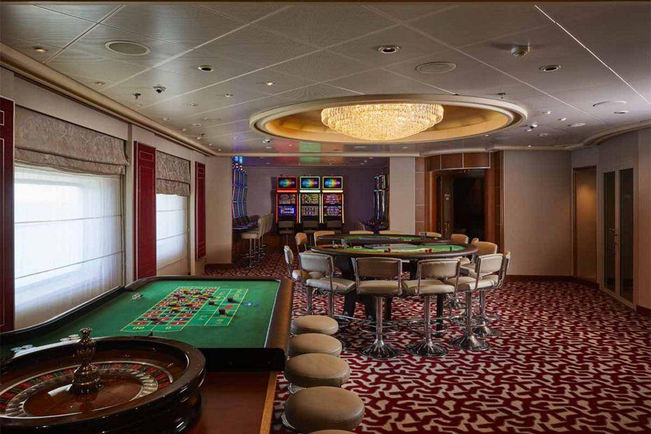 Silver Whisper - Casino