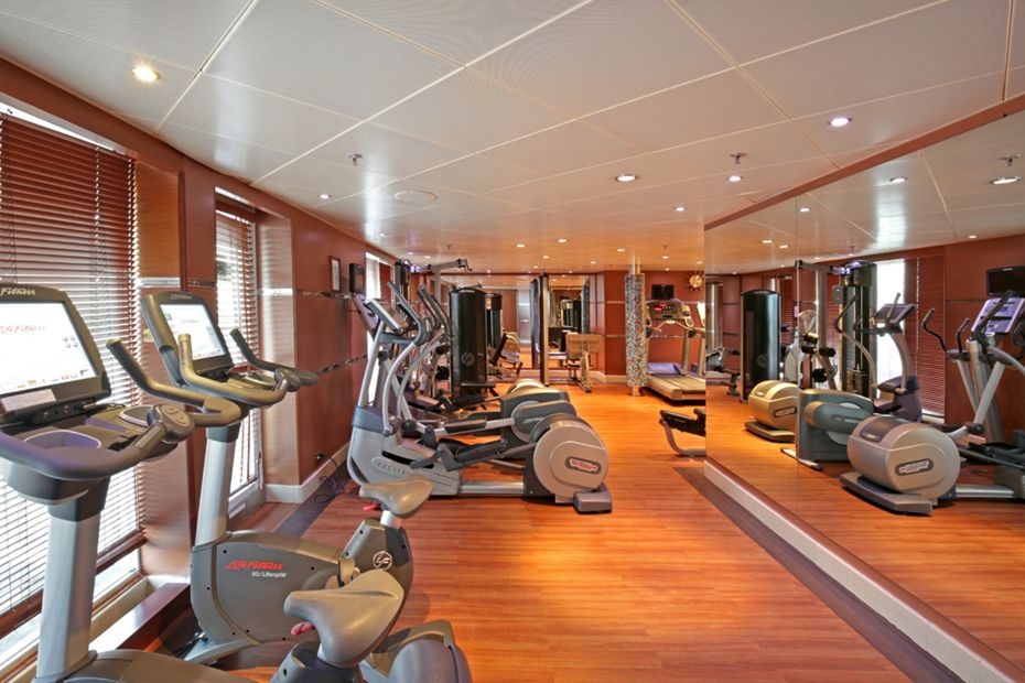 Silver Whisper - Fitness Centre