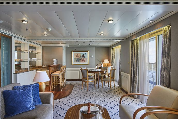 Silver Whisper - Owner's Suite