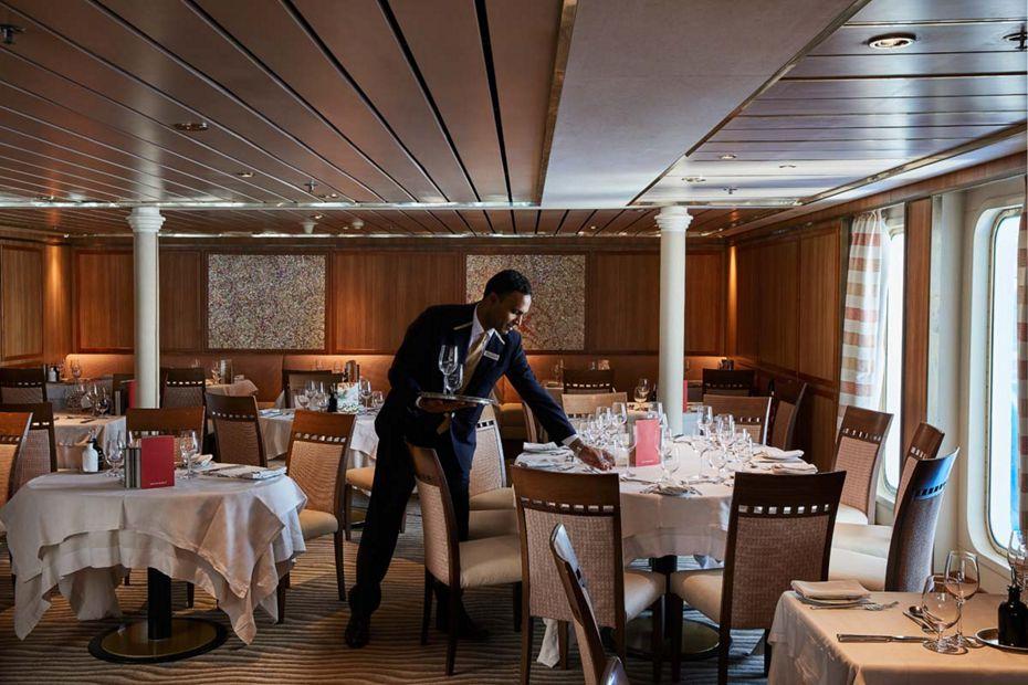 La Terrazza Silver Wind Silversea Luxury Cruises Silversea