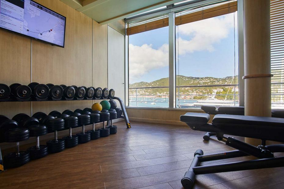 Silver Wind - Fitness Centre