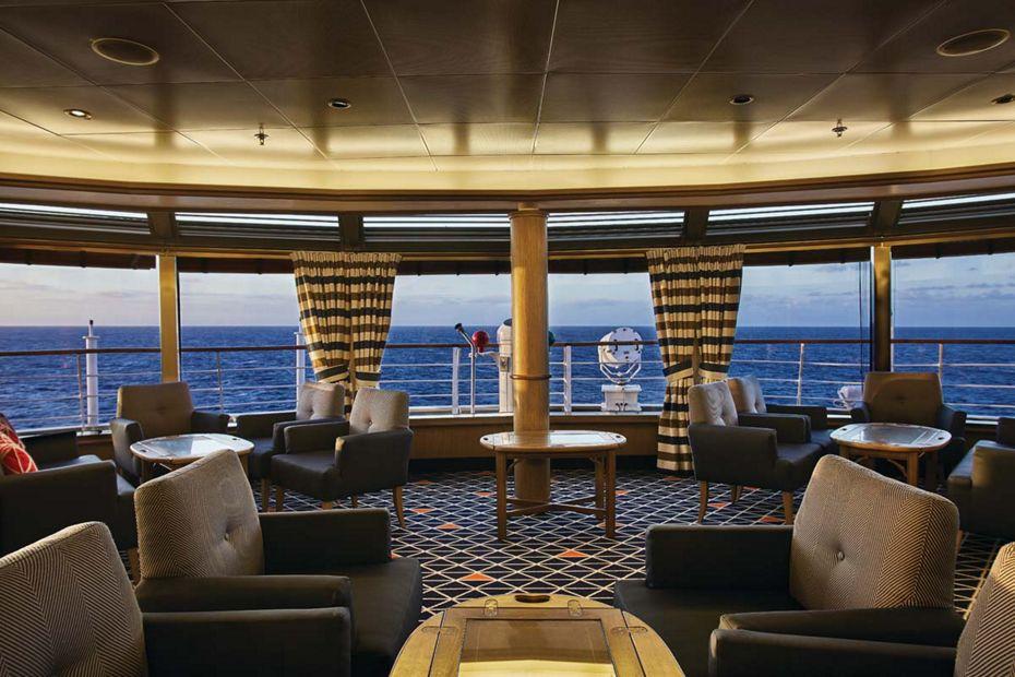 Silver Wind - Observation Lounge