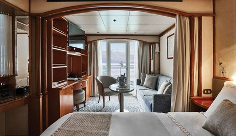 Silver Wind - Classic Veranda Suite