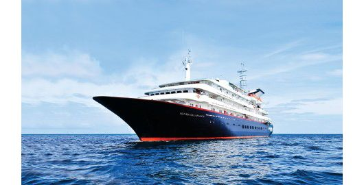 Silversea Small Luxury Cruise Ship - Silver Galapagos