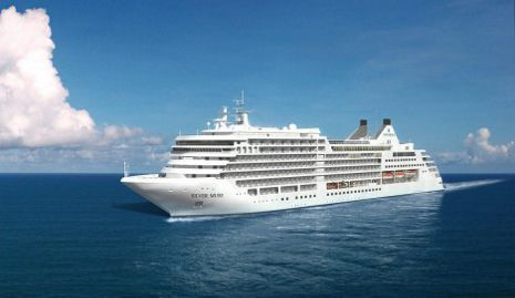 Silversea Small Luxury Cruise Ship - Silver Muse