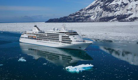 Silversea Small Luxury Cruise Ship - Silver Shadow