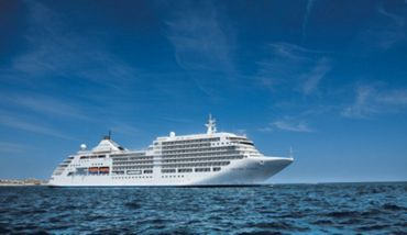 Silversea Small Luxury Cruise Ship - Silver Spirit