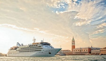 Silversea Small Luxury Cruise Ship - Silver Wind