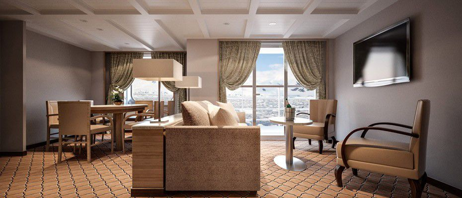 Silver Cloud - Owner's Suite