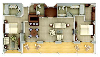 Silversea Luxury Cruises - Owner Suite