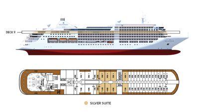 Silversea Luxury Cruises - Silver Suite